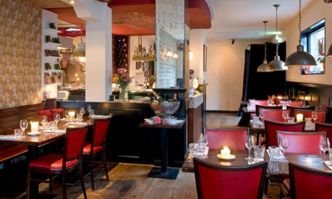 Restaurant C'est ca Utrecht
