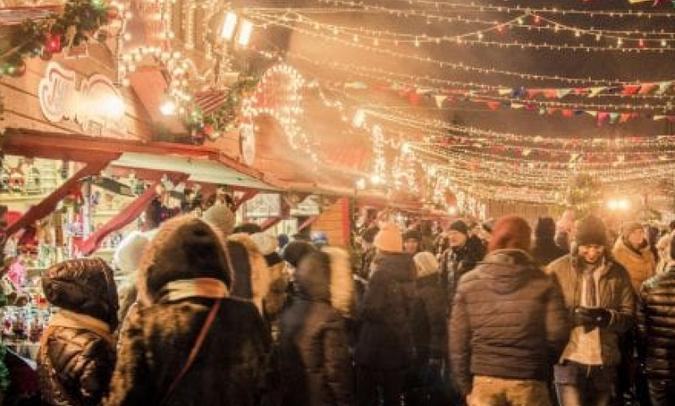 kerstmarkten Utrecht