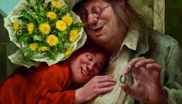 Recht uit het hart, Marius van Dokkum